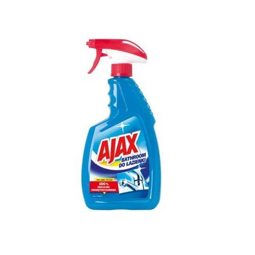 Ajax Spray Do łazienki 750 Ml Płyny I Mleczka Do